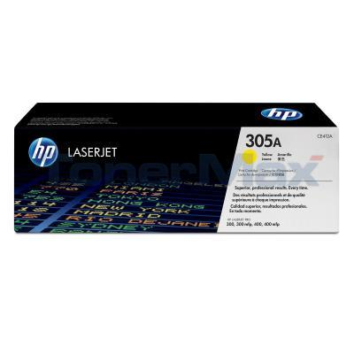 HP 305A PRINT CARTRIDGE YELLOW